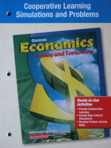 Economics Today & Tomorrow Cooperative Learning Simulations (P)