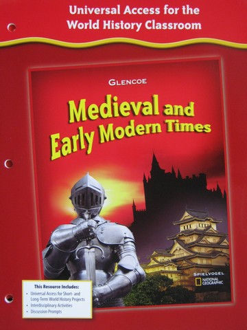 Medieval & Early Modern Times Universal Access for the World (P)