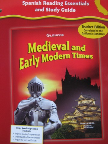 Medieval & Early Modern Times Spanish Reading Essentials TE (P)