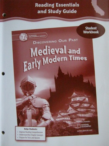 Medieval & Early Modern Times Reading Essentials (CA)(P)