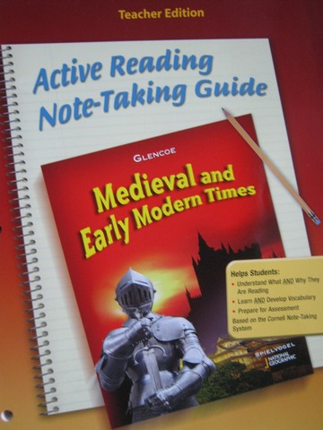 Medieval & Early Modern Times Active Reading Note-Taking (TE)(P)