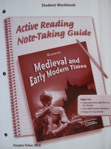 Medieval & Early Modern Times Active Reading Note-Taking (P)