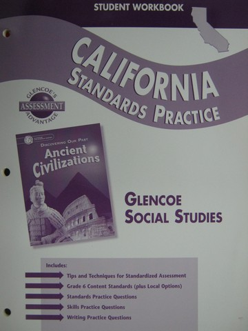Ancient Civilizations California Standards Practice (CA)(P)