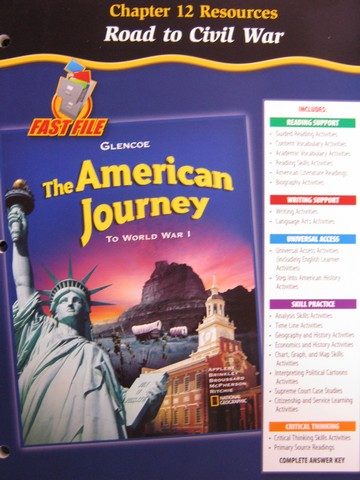 American Journey To World War 1 Chapter 12 Resources (P)