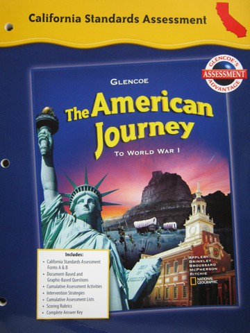 American Journey California Standards Assessment (CA)(P)
