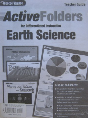 Focus on Earth Science Active Folders (Pk)