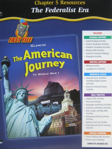 American Journey to World War 1 Chapter 5 Resources (P) - Click Image to Close