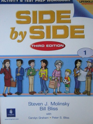 Side by Side 1 3rd Edition Activity & Test Prep Workbook (P)