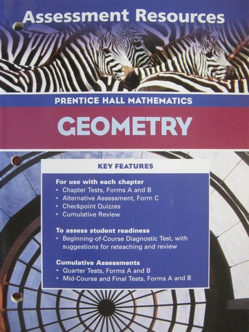 Geometry Assessment Resources (P)