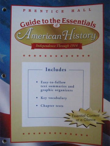 American History Guide to the Essentials (P)