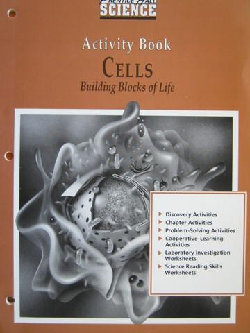 Cells Building Blocks Of Life Activity Book P 0139876030