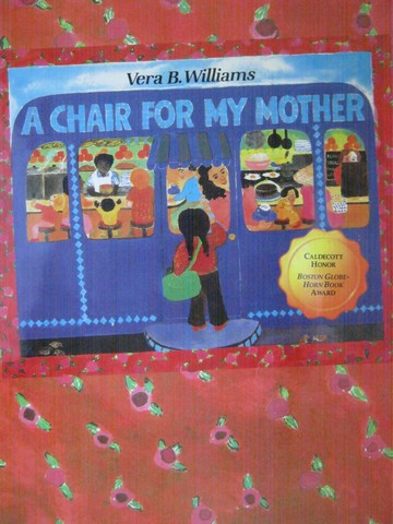 A Chair for my Mother (P)(Big) by Vera B Williams
