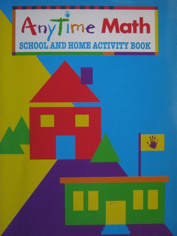 AnyTime Math 1 School & Home Activity Book (P)