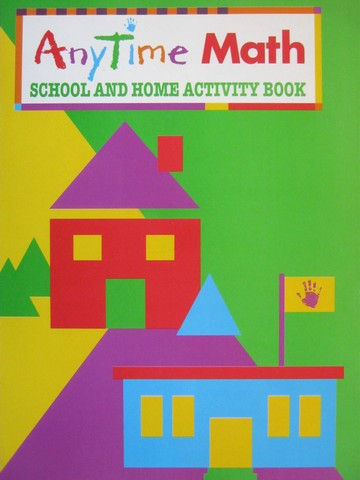 AnyTime Math 2 School & Home Activity Book (P)