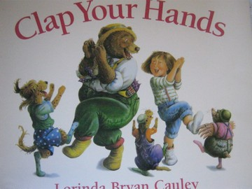 Clap Your Hands (P)(Big) by Lorinda Bryan Cauley