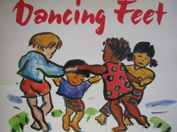 Dancing Feet Grade K (P)(Big) by Charlotte Agell