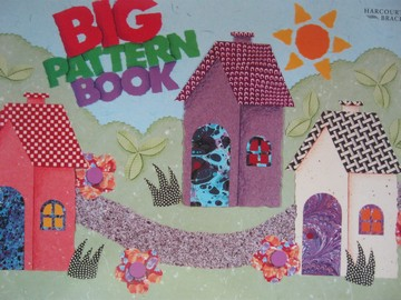 Big Pattern Book Grade K (P)(Big)