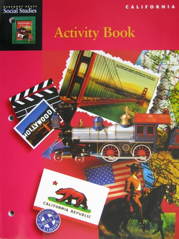 California 4 Activity Book (P)