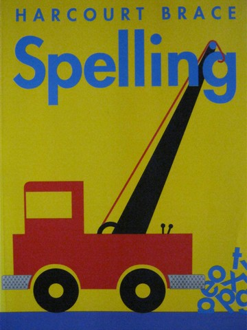 Harcourt Brace Spelling 1 (P) by Carlson & Madden