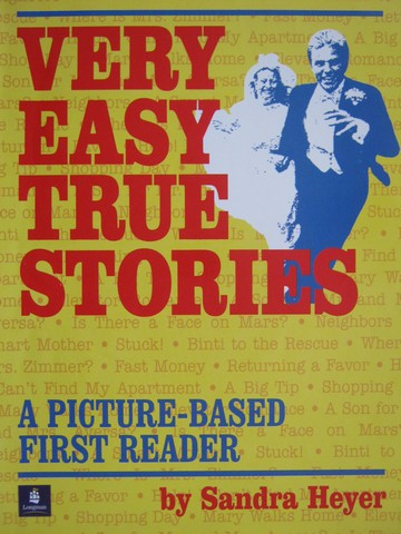 Very Easy True Stories (P) by Sandra Heyer