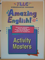 Amazing English Activity Masters (P) by McCloskey, Hooper, Linse