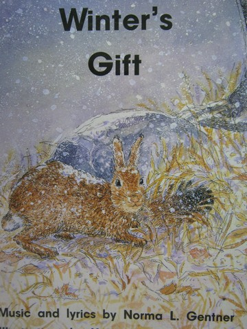 Song Box Winter's Gift (P)(Big) by Norma L Gentner