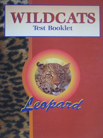 Wildcats Leopard Test Booklet (P)