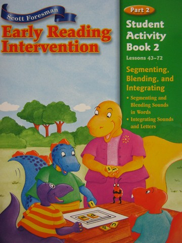 Early Reading Intervention Student Activity Book 2 (P)