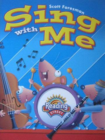 Reading Street 1 Sing with Me (P)(Big)