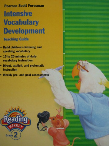 Reading Street 2 Intensive Vocabulary Development TG (TE)(P)