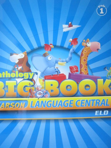 Language Central ELD 1 Big Book Anthology (P)(Big)