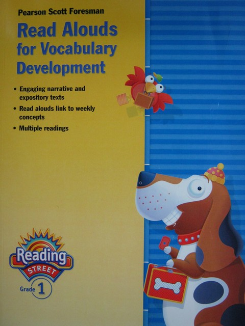 Reading Street 1 Read Alouds for Vocabulary Development (P)