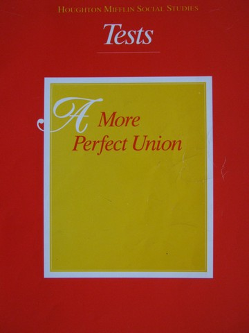 A More Perfect Union 8 Tests (P)