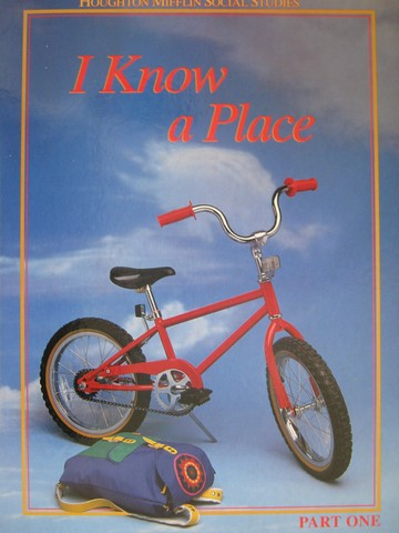 I Know a Place 1 Big Book Part 1 (Spiral)(Big) by Armento, Nash