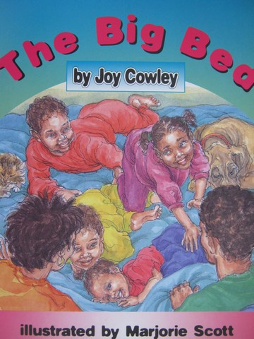Big Bed (P)(Big) by Joy Cowley