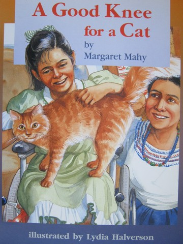 A Good Knee For a Cat (P)(Big) by Margaret Mahy