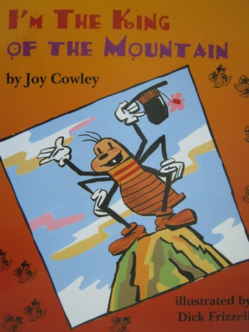 I'm The King of The Mountain (P)(Big) by Joy Cowley