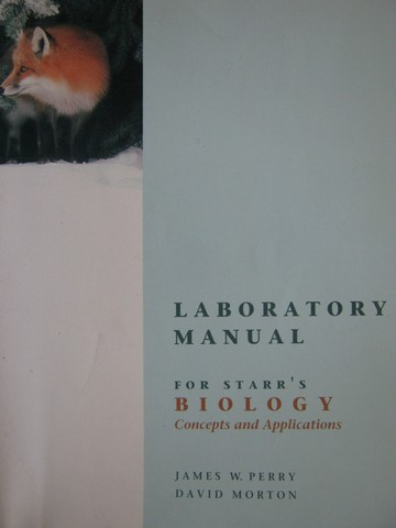 Biology Concepts & Applications Laboratory Manual (P) by Perry