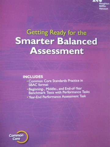 Getting Ready for the Smarter Balanced Assessment 3 (P)