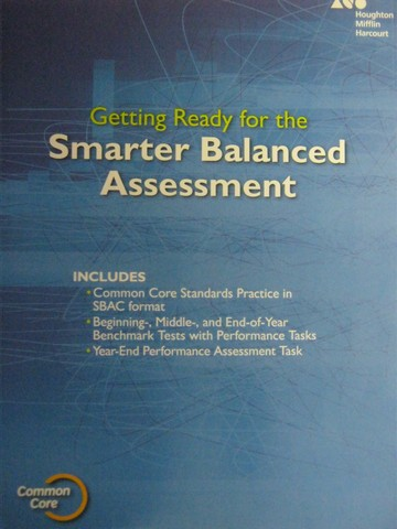 Getting Ready for the Smarter Balanced Assessment 4 (P)