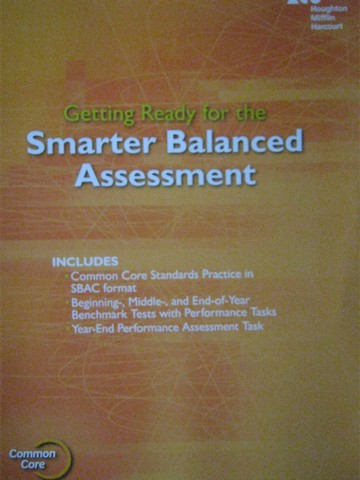 Getting Ready for the Smarter Balanced Assessment 5 (P)