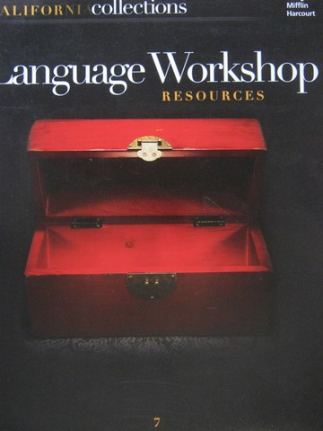 Collections 7 Language Workshop Resources (CA)(P)