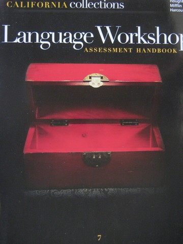 Collections 7 Language Workshop Assessment Handbook (CA)(P)