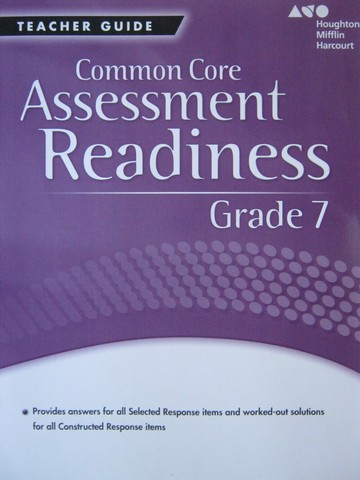 Common Core Assessment Readiness 7 TG (TE)(P)