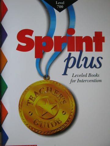 Sprint Plus Level 700 Teacher's Guide (TE)(P)