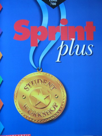 Sprint Plus Level 700 Student Workshop (P)