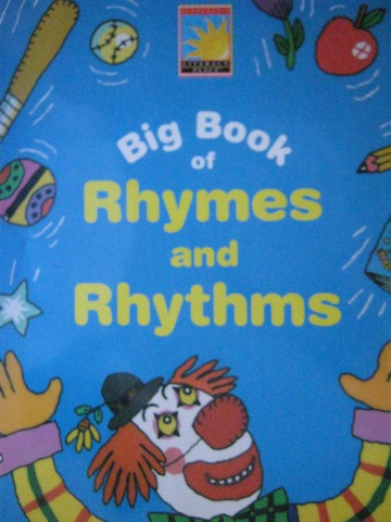 Big Book of Rhymes & Rhythms (P)(Big)