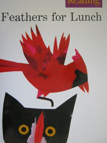 Reading K Feathers for Lunch (P)(Big) by Lois Ehlert