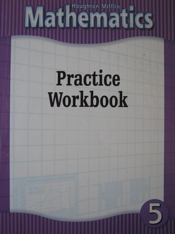 Mathematics 5 Practice Workbook (P)