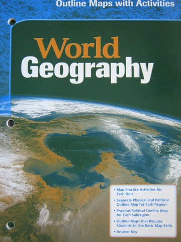 World Geography Outline Maps with Activities (P)